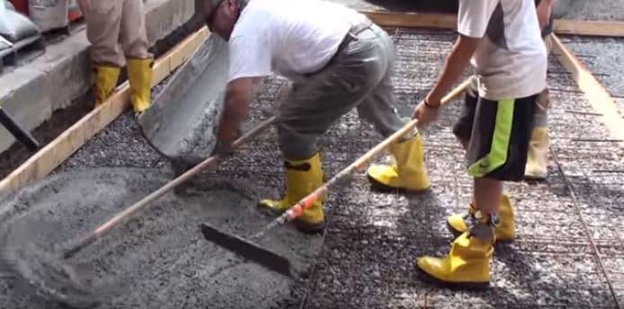 Concrete Services - Concrete Foundations Los Angeles